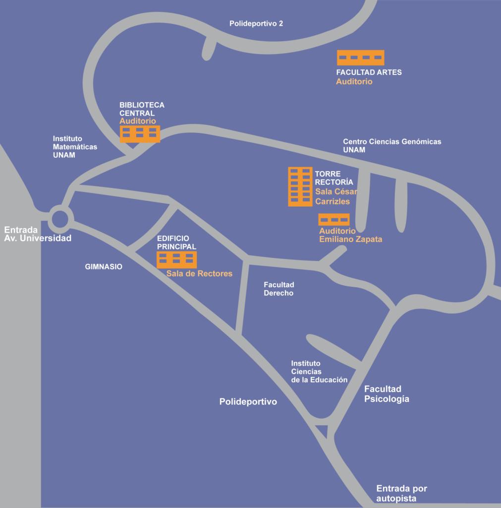 Mapa-Sede Congreso AMEST_16 enero